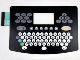 Domino European Keyboard Membrane 37902