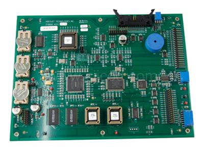 Willett CPU Board 200-0390-166